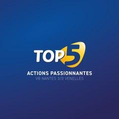 Top5 - VB Nantes 3/0 Venelles