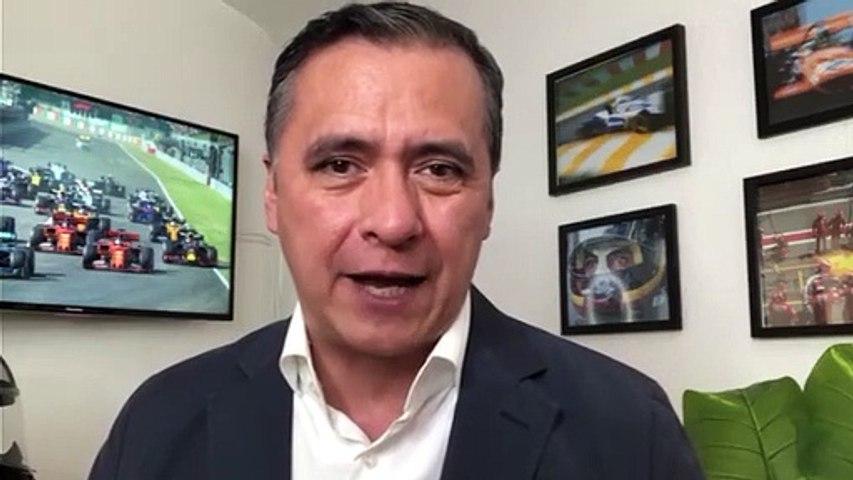 'Checo' Pérez y el Gran Premio de Bahrein