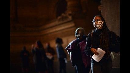 Black Voters In Philadelphia Speak Out, Credit 'Ancestors' In Securing Pennsylvania For Jo
