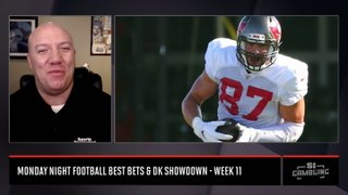 Week 12 DraftKings Monday Night Showdown and Best Bets: Rams vs. Buccaneers