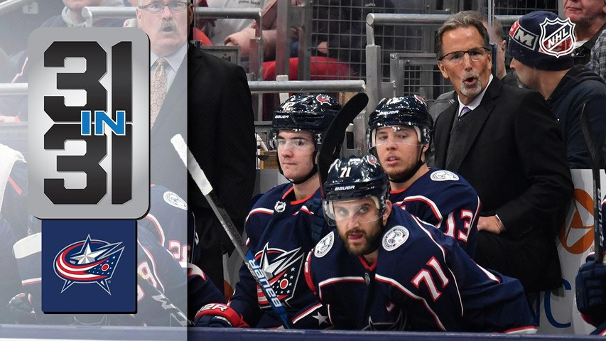 31 in 31: Columbus Blue Jackets 2020-21 preview