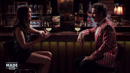 Mad Men's Alison Brie is Awesome - Speakeasy: The Full Interviews