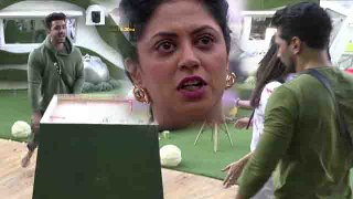 Bigg Boss 14: Aly Goni भड़के बाप का नाम लेते ही Kavita Kaushik को बोले Aukaat में रहो | FilmiBeat