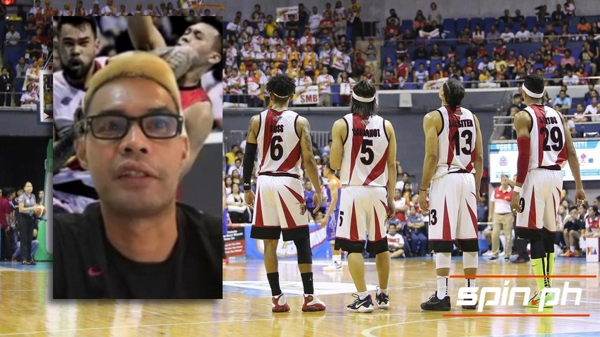 Spin Sidelines: Ronald Tubid on aging SMB core, desire to have fitting farewell