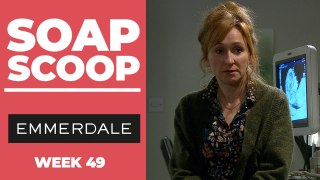 Emmerdale Soap Scoop - Laurel and Jai's emotional story begins