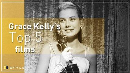 Grace Kelly's 5 best films