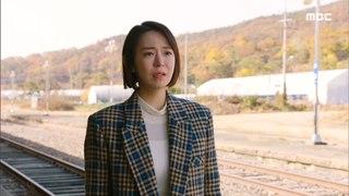 [HOT] Shim Yi-young found Choi Sung-jae at the train station?, 찬란한 내 인생 20201124