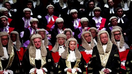 UK considers pulling judges out of Hong Kong