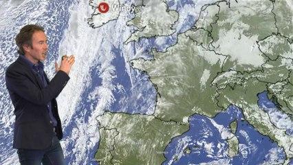 Illustration de l'actualité Prévisions météo pour le mercredi 25 novembre et la tendance