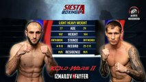 Ali Izmailov vs Ruslan Fayfer (20-11-2020) Full Fight