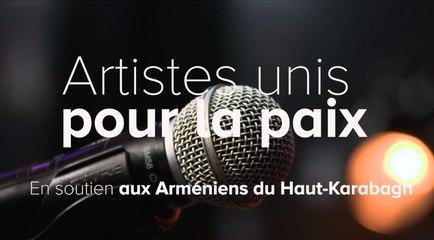 Artistes unis pour la paix - Concert exceptionnel