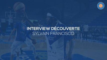 2020/21 Interview découverte - Sylvain Francisco