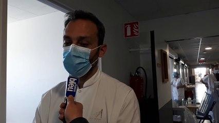 Hôpital d'Avignon : rester vigilants à Noël