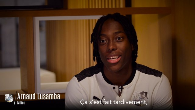 Le Nouveau de la Licorne #8 - Arnaud Lusamba