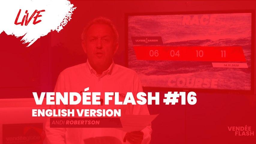 Vendée Flash #16 [EN]