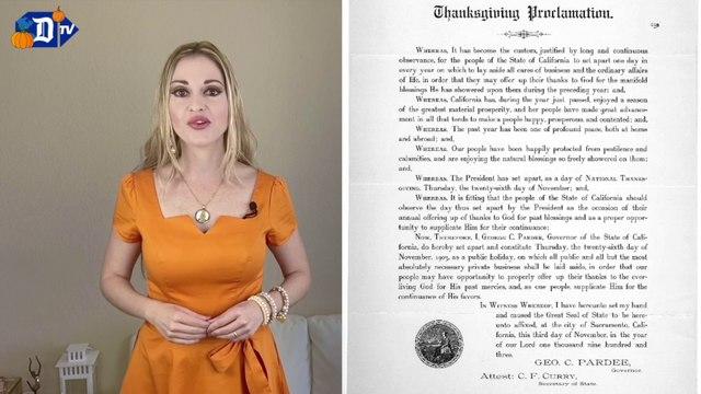 Thanksgiving: Día para agradecer y compartir