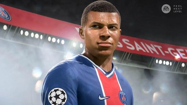 Puyo dresse la feuille de match de FIFA 21 version next-gen