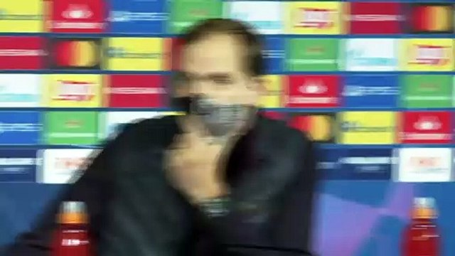 Tuchel : «On a eu un peu de chance» - Foot - C1 - PSG