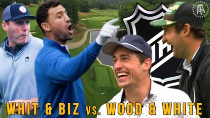 The Sandbagger Invitational: Whit + Biz VS Miles Wood + Colin White