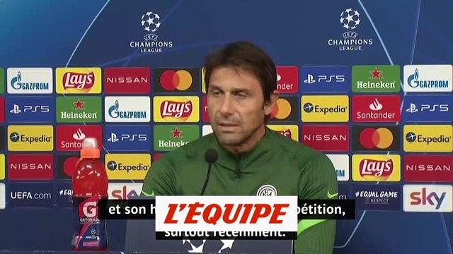 Conte : « C'est une finale » - Foot - C1 - Inter
