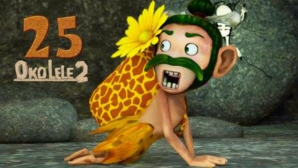 Oko Lele - The Trap 1 - Funny cartoons