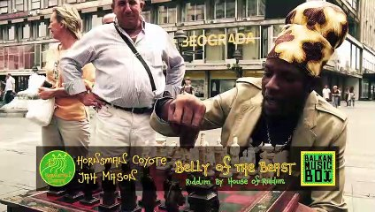 Jah Mason Ft. Hornsman Coyote - Belly Of The Beast