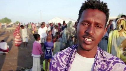 Ethiopian refugees in Sudan pass 40,000, says UNHCR
