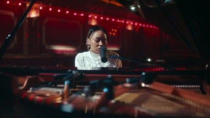 Griffin pianoesitys - Disneyn joulukampanja 2020