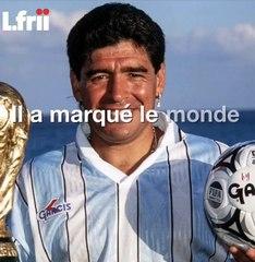 Cinq (5) punchlines marquant de Diego Maradona
