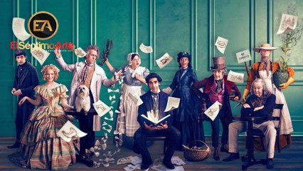 La increíble historia de David Copperfield - Tráiler español (HD)