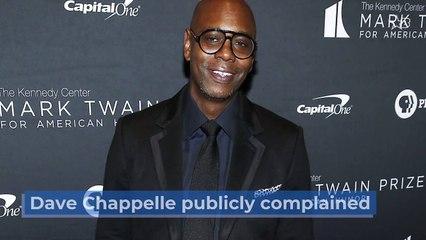 Netflix Pulls 'Chappelle's Show' After Dave Chappelle Publicly Reveals He Wasn't Paid