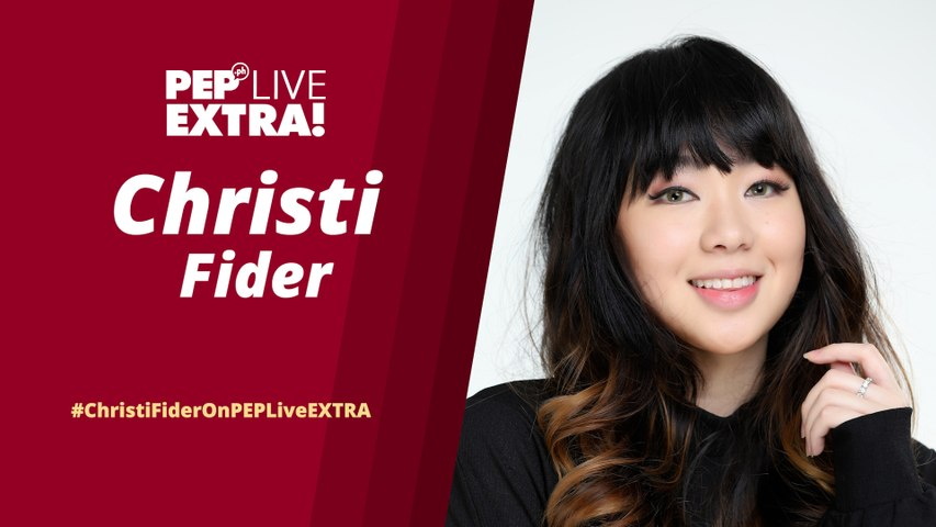WATCH LIVE! Star Music recording artist Christi Fider on PEP Live EXTRA!