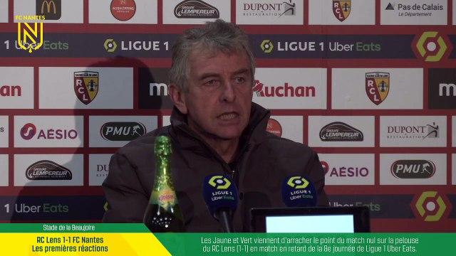 EN DIRECT I Christian Gourcuff après RC Lens - FC Nantes  (223)