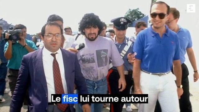 Le jour où Maradona a dit oui à l'OM