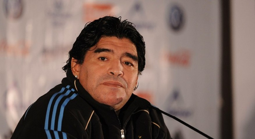 Los escándalos de Diego Armando Maradona.