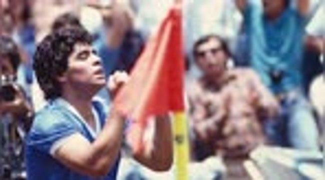 Maradona : Le match où s'est écrite la légende