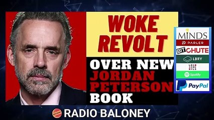 WOKE BABIES CRY ABOUT JORDAN PETERSON'S NEW BOOK