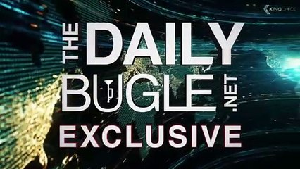 J.J. Jameson The DailyBugle Cameo Scene - SPIDER-MAN  FAR FROM HOME (2019) (2)