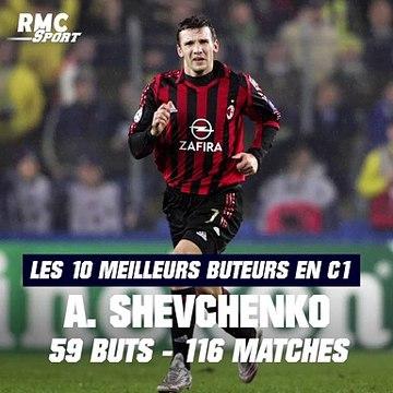 Di Stefano, Van Nistelrooy, Ronaldo... Les dix meilleurs buteurs en C1