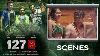 127B Movie Scenes - Aziz, Saleem Pekku & Ismail Bhai Surrounded By Tribals | Silly Monks
