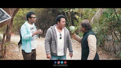 127B Movie Scenes - Tribals Leaves Aziz, Saleem Pekku & Ismail Bhai | Silly Monks