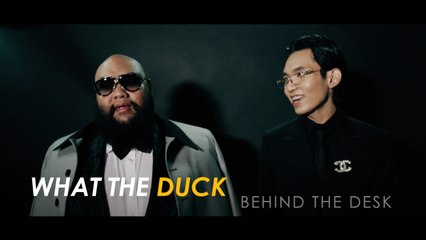 what the duck - Behind The Desk (Duck) - จำเลยรัก - F.HERO Ft. Txrbo