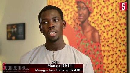 """A la découverte de """"Tolbi"""", lauréat du Grand Prix du Chef de l'Etat pour l'Innovation Numérique"""