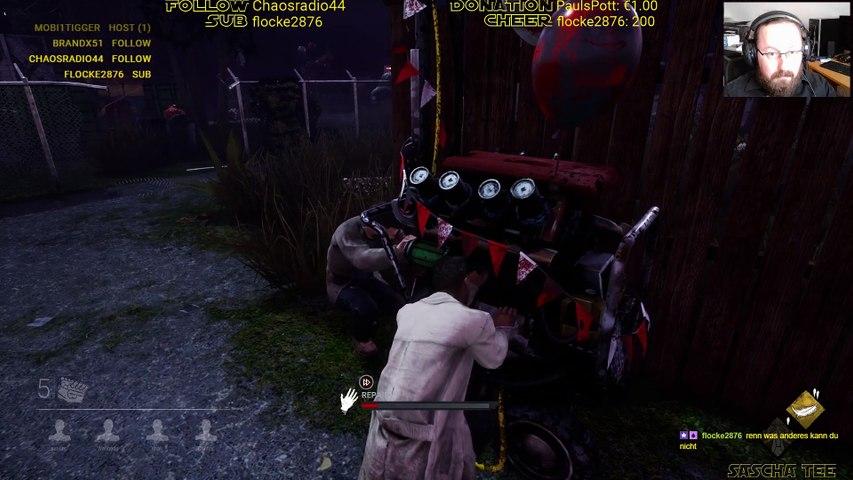 Der Trenchoatmann! Dead by Daylight #110