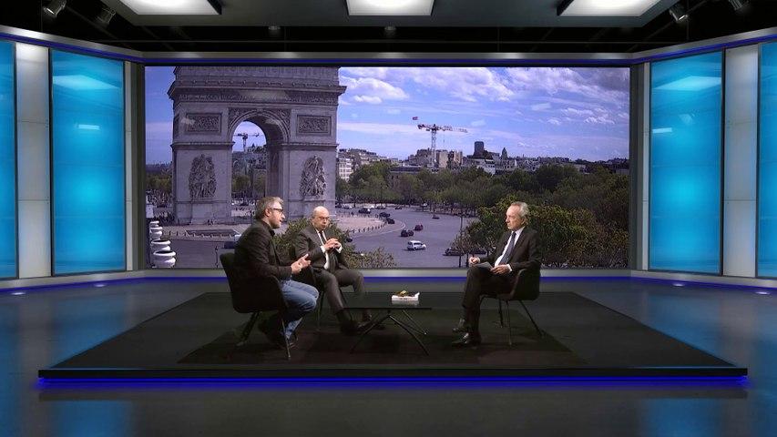 Rendez vous avec Bernard Volker du 26/11/2020 avec Thorniké Gordadzé et Christian Makarian TELESUD