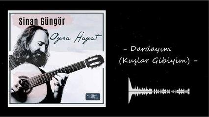 Sinan Güngör - Dardayım (Kuşlar Gibiyim) ft. Eylem Aktaş (Official Audio)