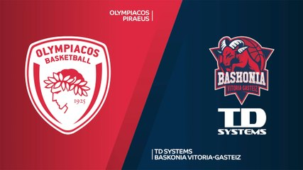 EuroLeague 2020-21 Highlights Regular Season Round 11 video: Olympiacos 76-90 Baskonia