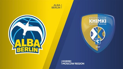 EuroLeague 2020-21 Highlights Regular Season Round 11 video: ALBA 100-80 Khimki