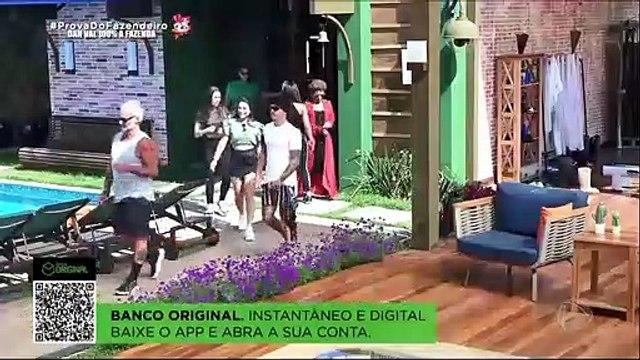 A FAZENDA 12  -  PROVA DO FAZENDEIRO - EPISÓDIO 79 - PRIMEIRA PARTE