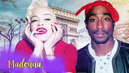 12 Lucky Women Who DATED Tupac